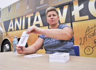 Spotkaj się z Anitą Włodarczyk na Stadionie Śląskim