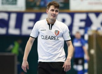 Zastawnik autorem bramki sezonu w Futsal Ekstraklasie