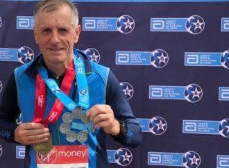 Zdzisław Wolny w elitarnym klubie maratończyków