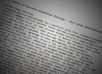 Michał Bajor pisze do marszałka: wiele jest w Pana rękach
