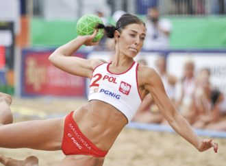 Katarzyna Masłowska gra w mistrzostwach Europy. Nieudany start Polek