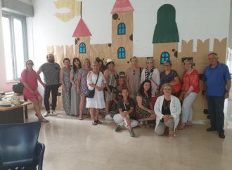 Pedagodzy z wizytą we Włoszech