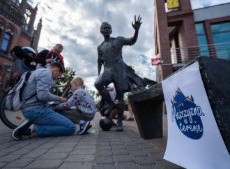 Rozwiązywali zagadki o chorzowskich piłkarzach