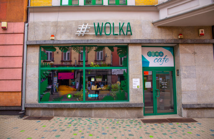 Legenda polskiego rapu w #wolka