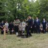 Prezydent Duda w Chorzowie zasadził dąb. Zapis relacji ze Skansenu