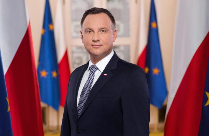 Dziś prezydent Andrzej Duda odwiedzi Chorzów