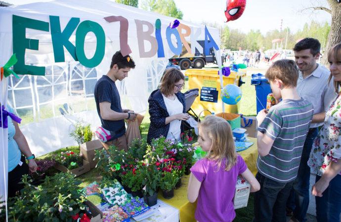 Ekologiczny piknik na Klimzowcu