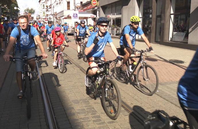 Nietypowe wydarzenie dla rowerzystów