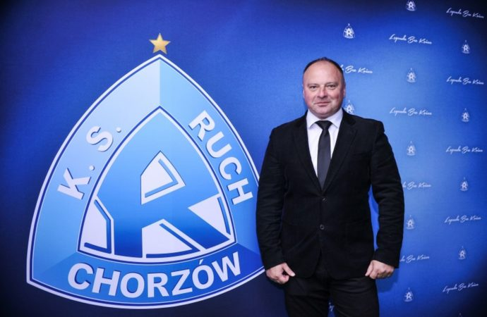 Seweryn Siemianowski nowym prezesem Ruchu