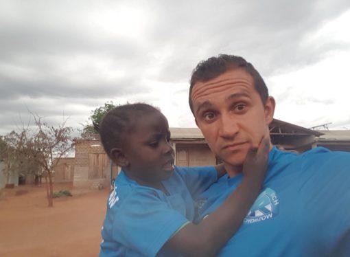 Prawdziwa Afryka zaczyna się w buszu. Podcast Chorzowianin z Grajfką