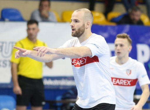 Futsal przeciwko COVID-19. Mariusz Seget z Cleareksu zagra w turnieju FIFA 20