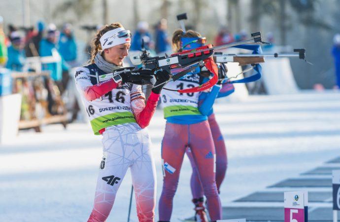 Monika Hojnisz-Staręga: Chciałabym znów wywalczyć medal MŚ