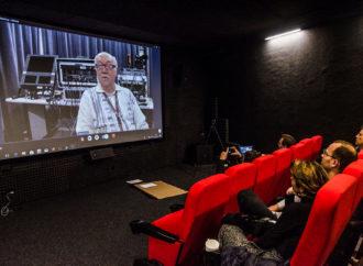 O muzyce filmowej opowiedzą w Grajfce