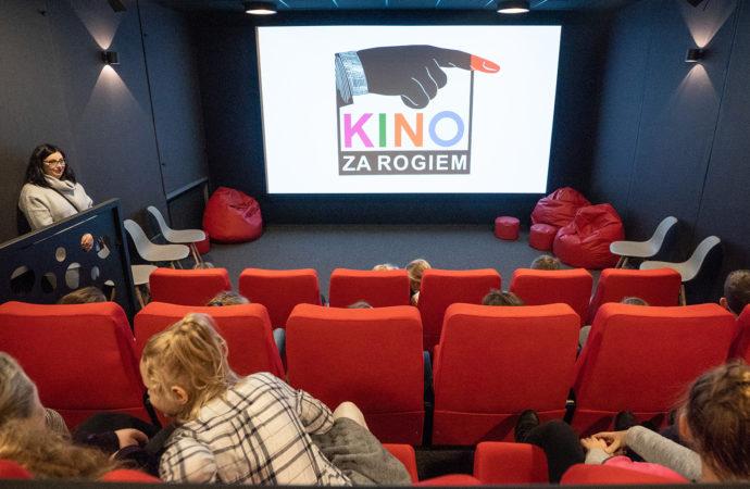 Spotkanie ze znanym reżyserem w kinie Frajda