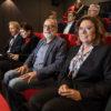 Znany reżyser dostał medal od prezydenta i otworzył nowe kino w Chorzowie