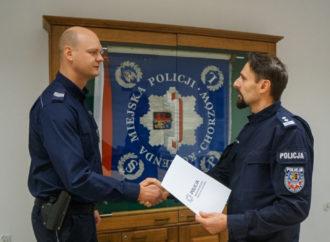 Chorzowski policjant zapobiegł tragedii
