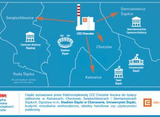 Ciepło sieciowe pomaga mieszkańcom Śląska w walce ze smogiem