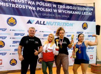 Rekordy życiowe i medale mistrzostw Polski. Mocny koniec roku UKS Pover Kuźnik
