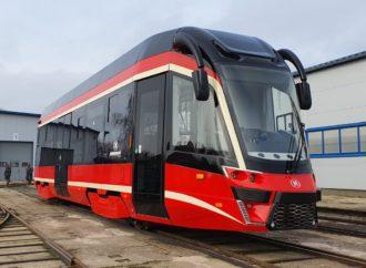 Nowe tramwaje w marcu pojadą po torach Metropolii