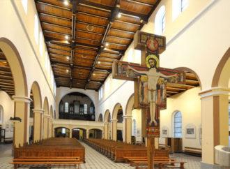 Transmisje mszy świętych z Chorzowa. Aktualne linki do transmisji