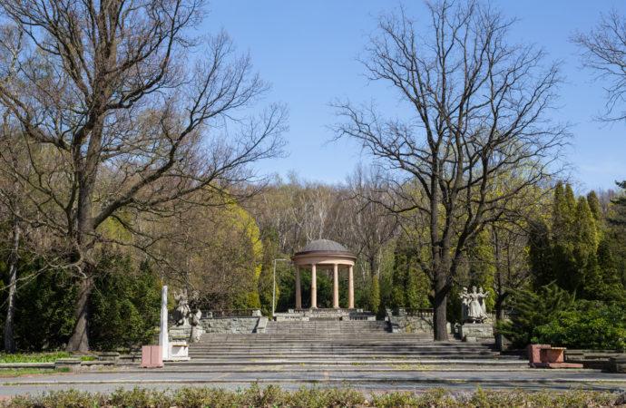 Park Śląski. Ekosłupki poinformują o jakości powietrza