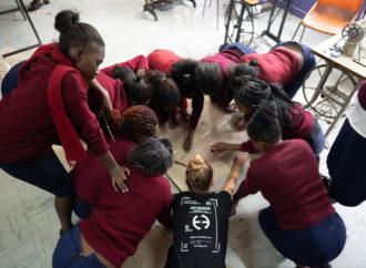 Uczy kobiety w Afryce. Opowie o swoich doświadczeniach w #Wolce