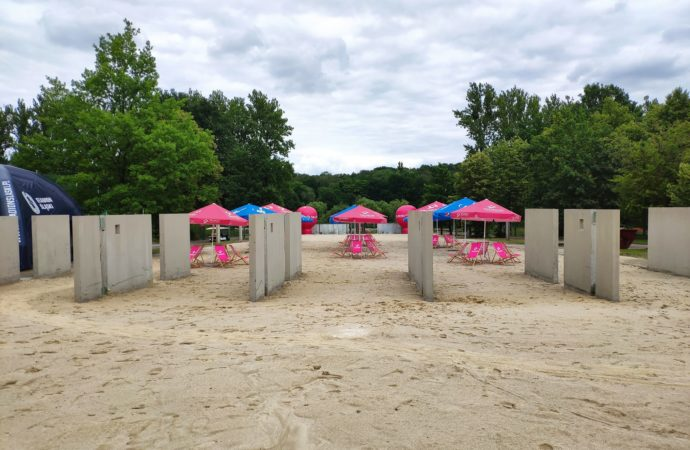 Kolejne miejsce do plażowania w Chorzowie – Silesia Beach na Stadionie Śląskim