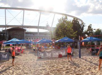 Weekend z siatkówką na Silesia Beach