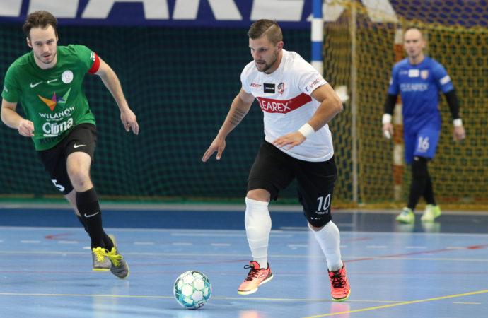 Futsalowa kadra pokonała Norwegię. W poniedziałek rewanż