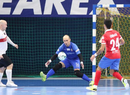 Punkt, który trzeba uszanować. Futsalowe derby na remis (zdjęcia)