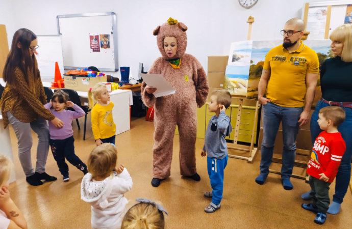 Edukacyjne aktywności dla najmłodszych