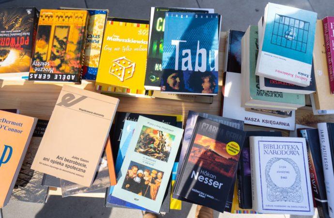 Chorzowskie święto książki. Moc atrakcji do października