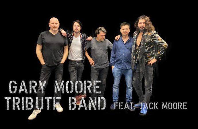 GARY MOORE Tribute Band na Nowym Rynku