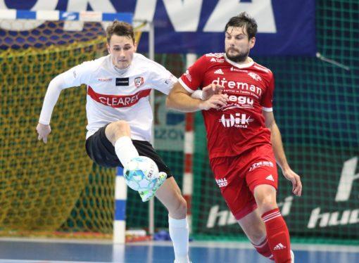 Złapali właściwy rytm. Futsalowcy Cleareksu wygrali trzeci mecz z rzędu