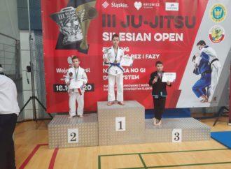 Sukces młodych adeptów Ju-Jitsu. Przywieźli worek medali
