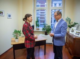 Monika Rosa otworzyła biuro poselskie w Chorzowie. Będzie otwarte na wszystkie sprawy
