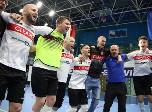 Rekord nie wyrówna rekordu Cleareksu. Lider pokonany w Chorzowie! Zobacz zdjęcia