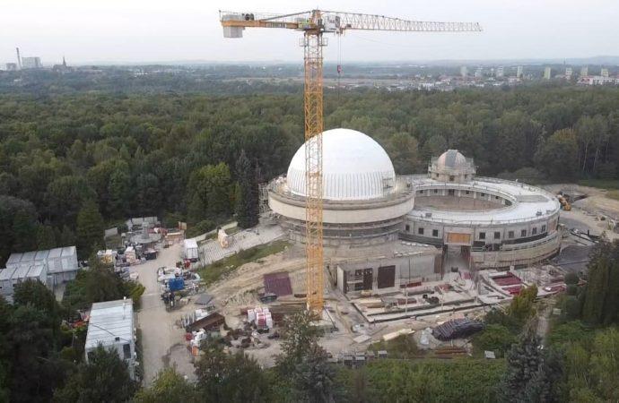 Park Nauki, czyli loty w kosmos, trzęsienia ziemi i zjawiska pogodowe w jednym miejscu