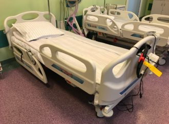 WOŚP przekazał nowe łóżka Zespołowi Szpitali Miejskich w Chorzowie