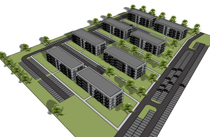 W Maciejkowicach powstanie nowe osiedle. Będzie mieszkań tyle, co na Irysie