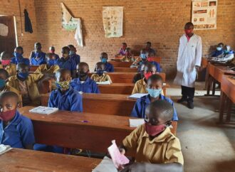 List z Rwandy do Chorzowa. Chodzi o 400 dzieci