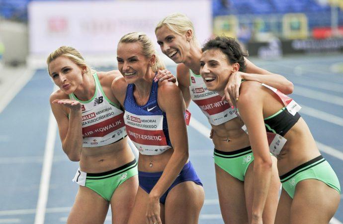 Rusza lekkoatletyczny sezon startowy. Gwiazdy sportu na Śląskim