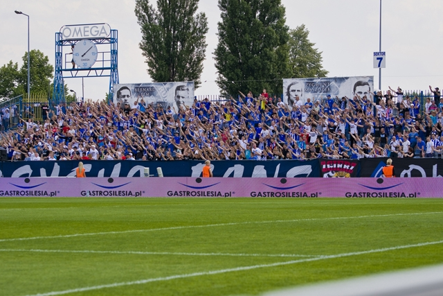 Grupy kibicowskie Ruchu ogłosiły bojkot władz klubu