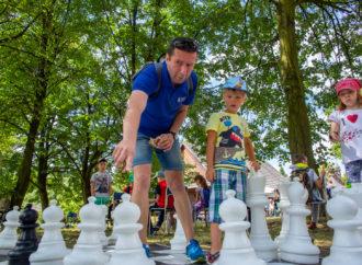 Święto szachów w Parku Śląskim