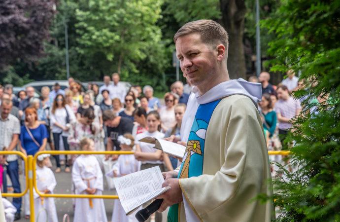Znany chorzowski proboszcz odchodzi z parafii