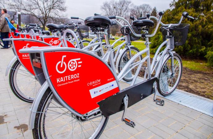 Chorzów powalczy o tytuł rowerowej stolicy Polski
