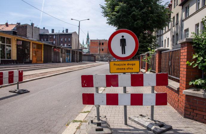 Utrudnienia w ruchu przy ul. Barskiej