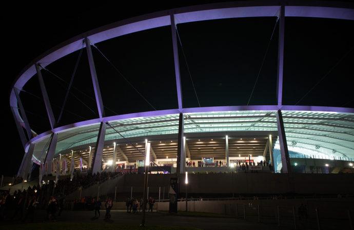 Impreza online na Stadionie Śląskim