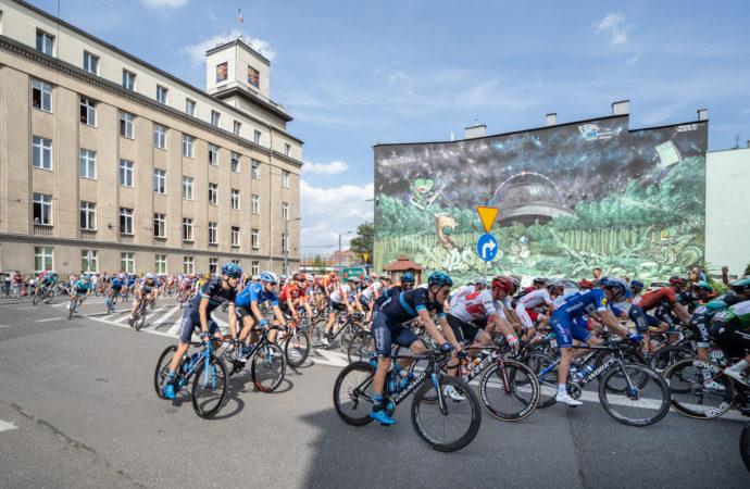 Tour de Pologne 5 sierpnia w Chorzowie. Na tych ulicach zobaczysz kolarzy