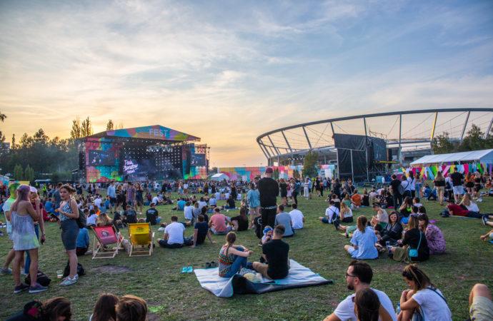 Fest Festival wróci do Chorzowa